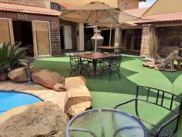 GUESTHOUSE WITH PLENTY OF LAND AVAILABLE FOR SALE IN FOCHVILLE