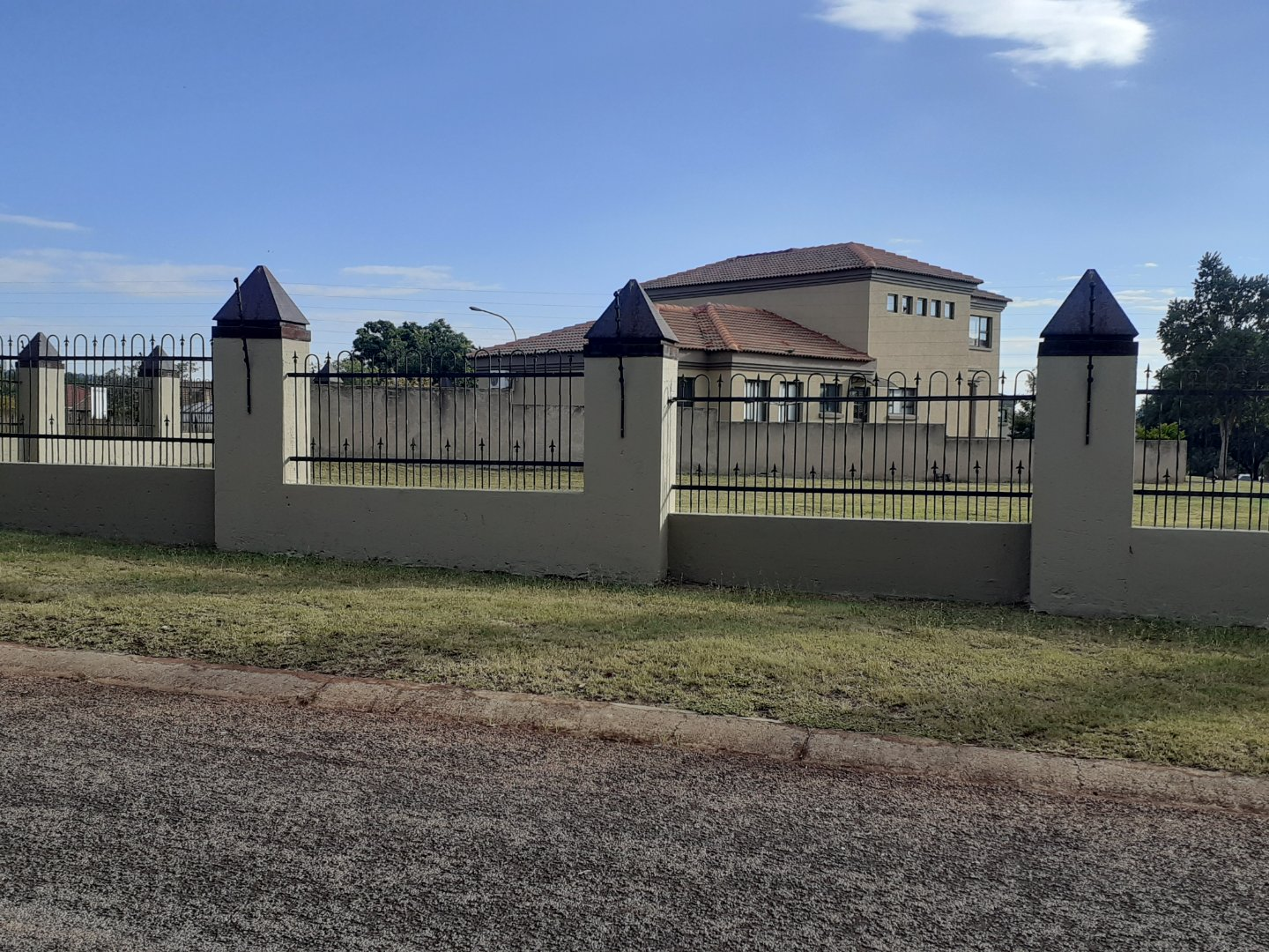 530(sqm) VACANT LAND FOR SALE IN FOCHVILLE